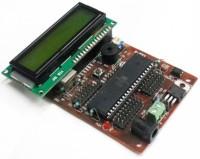 Robomart Atmega-16/32 Ics Mini Development Board V 1.0 (Red)