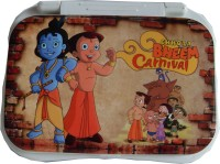 AYAANGLOBALMART Chota Bheem Mini English Learner Laptop (Multicolor)