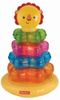 Fisher-Price Light-Up Lion Stacker (Multicolor)
