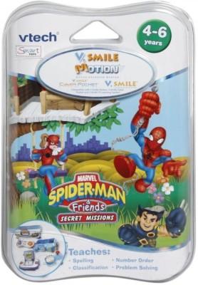 VTech Learning & Educational Toys VTech Marvel Spider Man & Friends Secret Missions