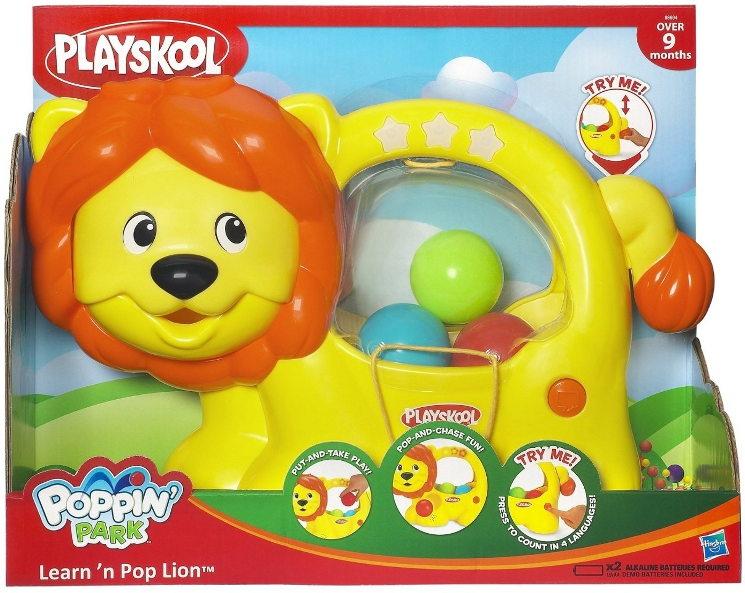 Playskool Busy Poppin Pals Playskool Price list i...