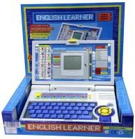 A R ENTERPRISES English Learning Kids Laptop (Blue)