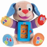 Fisher-Price Laugh And Learn Apptivity Puppy For Iphone And Ipod Touch Devices (Blue, Beige, Purple)