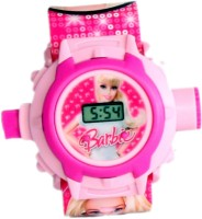Homeshopeez Projector Watch For Girls (Multicolor)