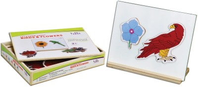 Eduedge Learning & Educational Toys Eduedge Let'S Know About Birds & Flowers