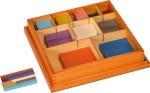 Kidken Learning & Educational Toys Kidken Montessori Deccanomial Squares
