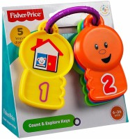 Fisher Price Count & Explore Keys (Multicolor)