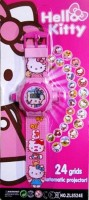 Shop & Shoppee Hello Kitty Projector Wristband - 24 Images (Pink)