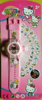 ToysBuggy Hello Kitty 24 Images Projector Watch (Pink)