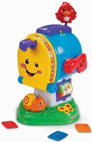"Fisher-Price Laugh & Learnâ""¢ Learning Letters Mailbox (Multicolor)"
