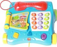 Babeezworld Learning Phone (Blue, Red)
