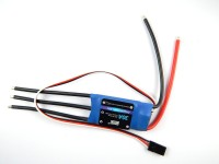 ApTechDeals Electronic Speed Controller (ESC) For Brushless DC Motor & Quad Rotor (Quad Copter) - 30Amp (make DYS) (blue) (Blue)