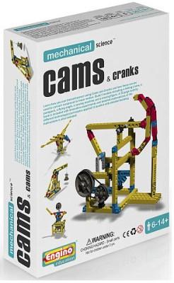 Elenco Learning & Educational Toys Elenco Mechanical Science Cams & Cranks