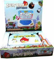 New Pinch Angry Bird Mini Laptop (Multicolor)