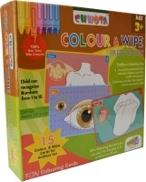 Mansa Ji Colour And Wipe - Parts Of Body (Multicolor)