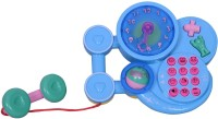 Planet Of Toys Musical Learning Educational Phone Toy (Multicolor)