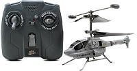 Jada Battle Machines Remote Control Laser Combat Helicopter - Channel A - Gray (Multicolor)