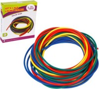 Eduedge Let's Lace - Lacing String For Beads (Multicolor)