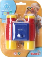 Simba World Of Toys Deluxe Binocular (Multicolor)