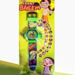 Kidsglee Learning & Educational Toys Kidsglee Chota Bheem Projector Watch