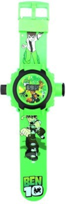 Kidsglee Ben 10 Projector Watch (Green)