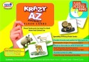 Mind Wealth Krazy A To Z Animal With Ring - Green, Yellow, Dark Green