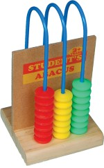 Little Genius Learning & Educational Toys Little Genius Student's Abacus