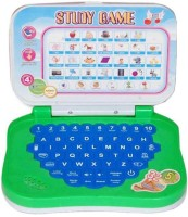 Scrazy Super Smart Ben 10 Mini Laptop (Multicolor)