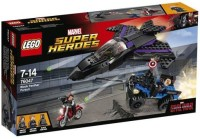 FUNSKOOL Lego Black Panther Pursuit, Multi Color… (Multicolor)