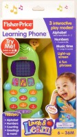 Fisher Price Fisher-Price Laugh And Learn Phone (Green)