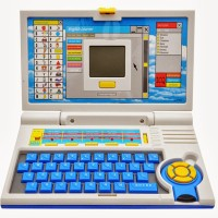 Prasid English Learner Kids Laptop: Learning Toy