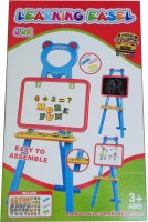Vaibhav Unique - Learning Easel Art Writing And Drawing Board Set (3 In 1 ) (Multicolor)