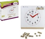 Eduedge Learning & Educational Toys Eduedge Let'S Know About Clock