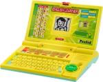 Prasid Learning & Educational Toys Prasid English Learner Computer Toy Educational Laptop LemonSky