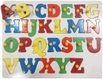Indiangiftbazzar Learning & Educational Toys Indiangiftbazzar IGB Alphabet Puzzle Tray