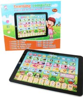 Shrisay Ventures Childy Learning Computer IPad Shape (Multicolor)