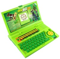 A R Enterprises Ben 10 Green Video Game (Multicolor)