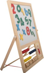 Airwind Learning & Educational Toys Airwind Baby Multifunctional Magnetic Wooden Pencil Board