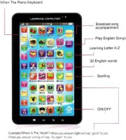 New Pinch Mini English Learning Tablet (Multicolor)