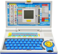 I-Gadgets English Learner Kids Laptop (Multicolor)