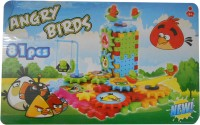 D&D Angry Birds Assembeld Game (Multicolor)