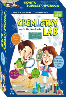 Ekta Learning & Educational Toys Ekta Chemistry Lab