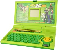 Zest4toyZ Kids English Learner Laptop With 20 Activities (Multicolor)