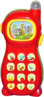 RK Toys Kids Musical Phone (Red)