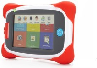 The Flyer's Bay Premium Learning Pad / Tablet ( 5 Inch, 8GB ) For Kids (With Parent Mode, WiFi, Bluetooth And Millions Of Games) (Red)