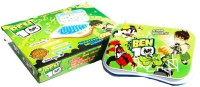 AQUARAS Ben 10 Talking English Learning Laptop Toy For Kids (Multicolor)