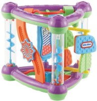 Little Tikes Play Triangle- Purple/ Green (Multicolor)