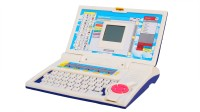 Ganpati Gift House English Learning Laptop (Multicolor)