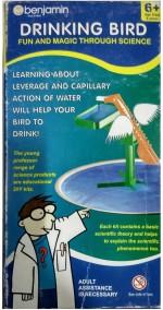 Benjamin Learning & Educational Toys Benjamin Drinking Bird