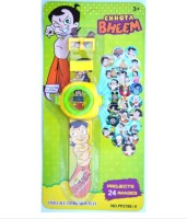 Rahul Toys Projector Watch For Kids (Multicolor)